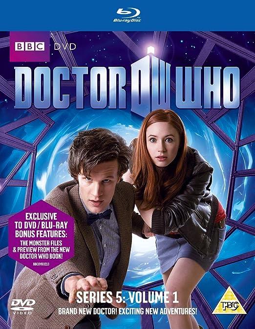 Doctor Who - Series / Season 5, Volume 1 [Blu-ray]: Amazon.es: Cine y Series TV