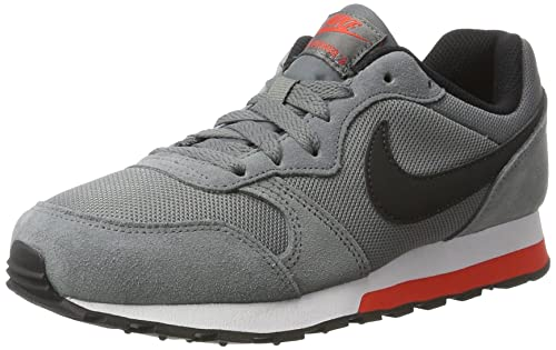 wholesale dealer 8a59e cb58e Nike Md Runner GS 807316-006 Kids Shoes Size  3.5Y US Grey