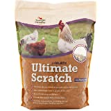 Manna Pro 7-Grain Ultimate Chicken Scratch | Scratch Grain Treat for Chickens and Other Birds | Non-GMO Natural Ingredients |
