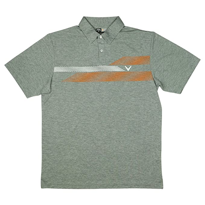 b7654c65dc6c9 Callaway Mens Opti Dri Golf Polo Shirt at Amazon Men's Clothing store: