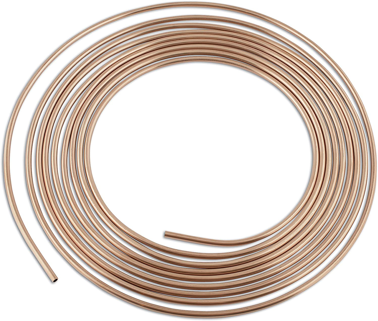 Connect 31131 1//4-inch x 25ft Cupro Nickel Pipe