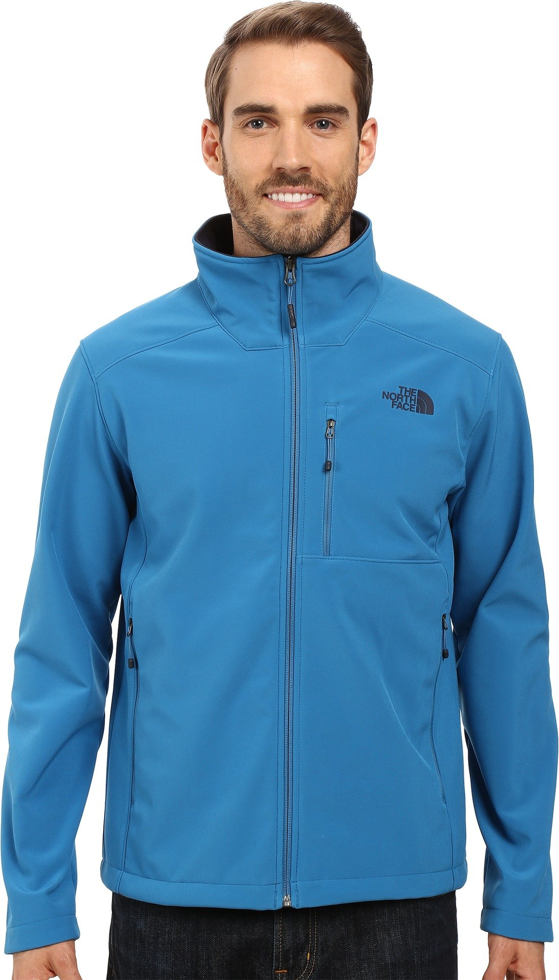 The North Face Men's Apex Bionic 2 Jacket Banff Blue/Banff Blue (Prior Season) X-Large by The North Face