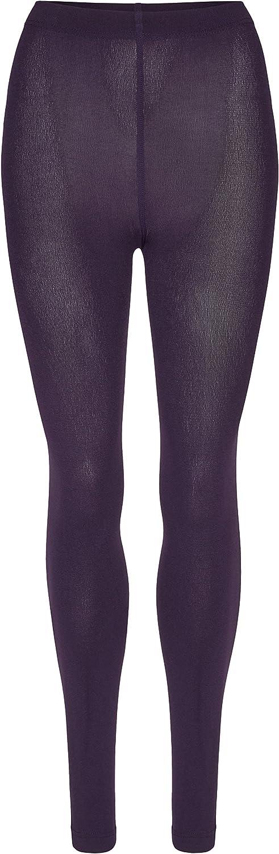 Palleon 2er Pack Damen Thermo Leggings mit Innenfleece