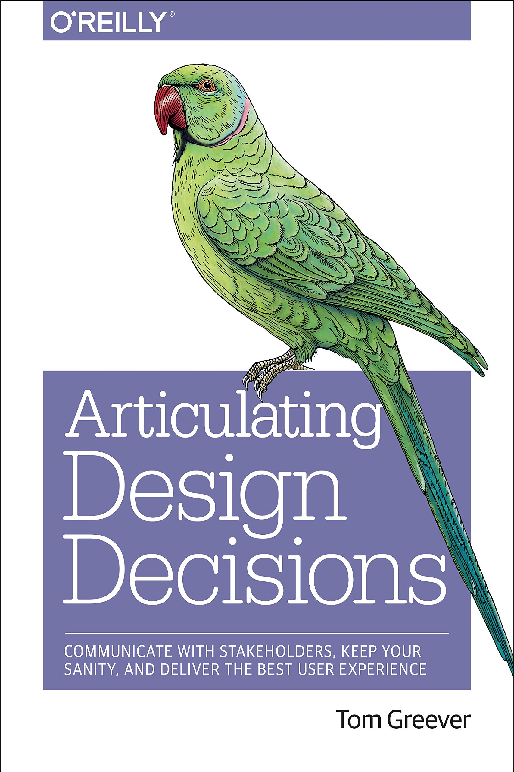 amazon articulating design decisions communicate with