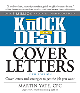 knock em dead cover letters 11th edition cover letters and strategies to get the book - Knock Em Dead Resume Templates Download