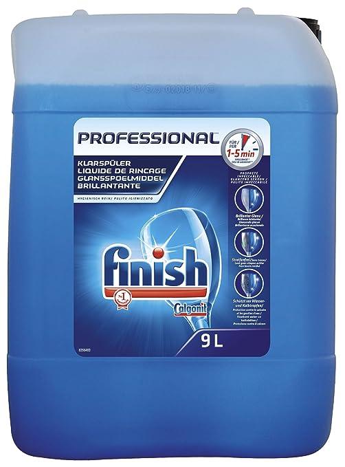 2 opinioni per Finish Brillantante per Lavastoviglie Professionale- 9 litri