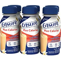 Ensure Plus Calories Vanilla, 235mL Bottle (Pack of 6)