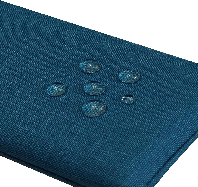 Adore June Classic Azul-Oc/éano Funda Compatible con Samsung Galaxy S20 Ultra Material Resistente Efecto Limpiador de Pantalla
