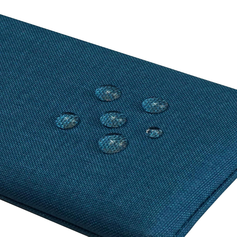 Adore June Classic Verde-Oliva Funda Compatible con Apple iPhone 11 Pro MAX Material Resistente Efecto Limpiador de Pantalla