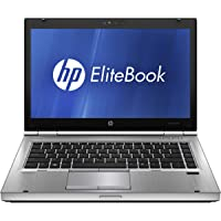HP Elitebook 8470p Laptop - Core i5 3320m 2.6ghz - 8GB DDR3 - 128GB SSD - DVDRW - Windows 10 64bit - (Certified Refurbished)