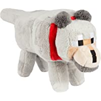 JINX Minecraft 15' Wolf with Hang Tag Plush