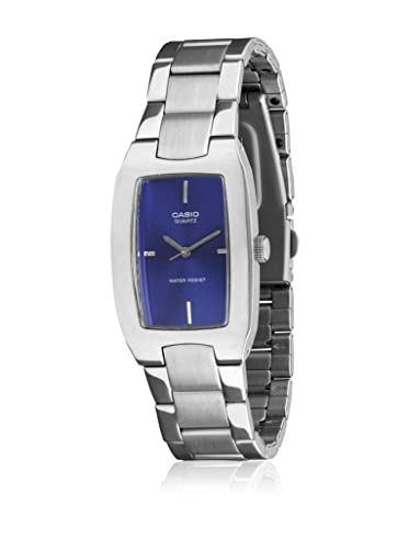 CASIO 19638 MTP-1165A-2C - Reloj Caballero Cuarzo dial: Amazon.es: Relojes