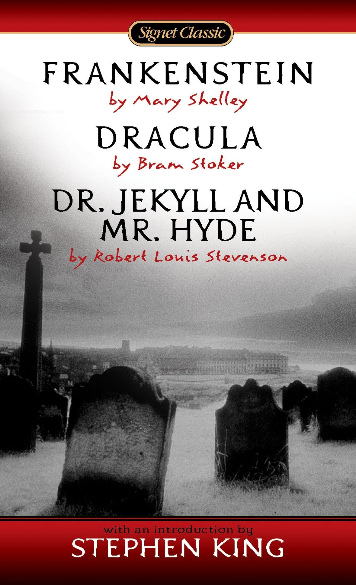 frankenstein dr jekyll and mr hyde