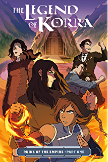 The Legend of Korra: Turf Wars Part Three (English Edition ...