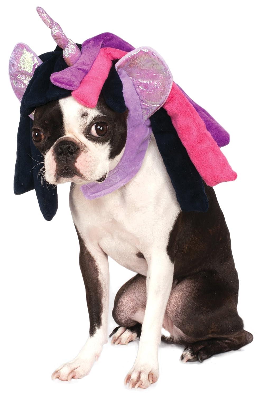 Rubies RUBIS fantaisie My Little Pony Twilight Sparkle Capuche pour animal domestique Costume, M/L Rubies Decor Pets 580495