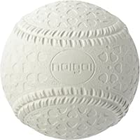 内外ゴム(NAIGAI) 軟式 野球 ボール 公認球 M号 (一般・中学生用) 6球