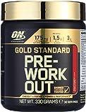 Optimum Nutrition Gold Standard Pre-Workout Fruit Punch, 330 g