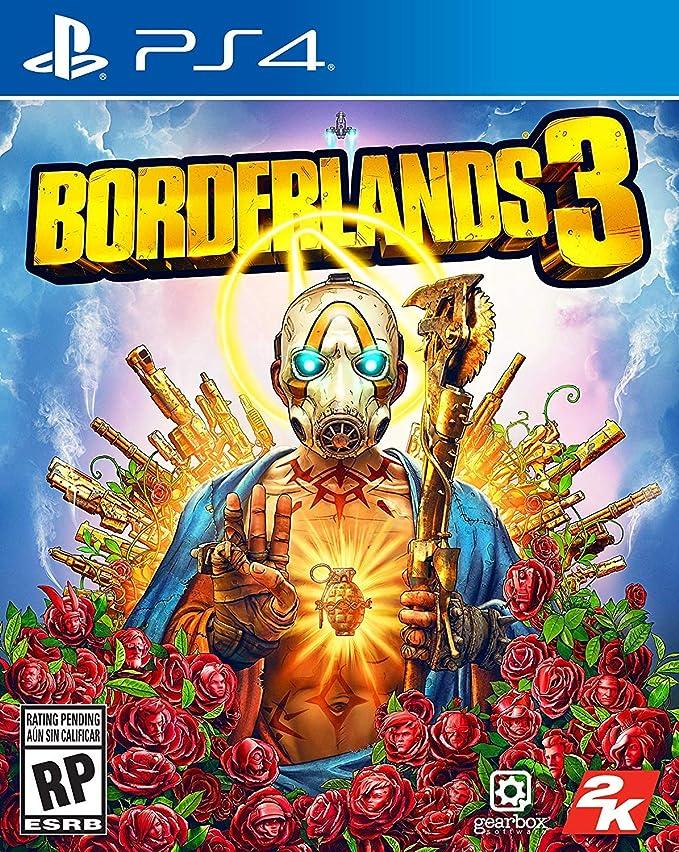Borderlands 3 -Edição Padrão - PlayStation 4
