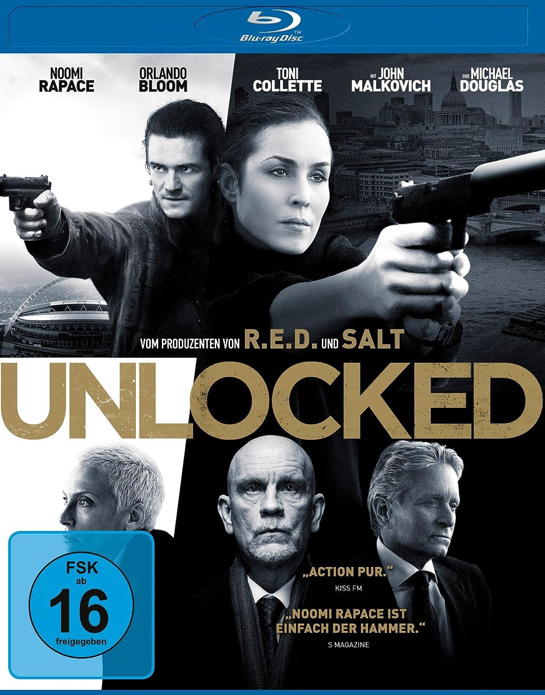 Unlocked [Blu-ray]