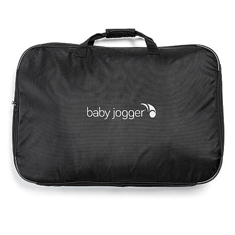 Baby Jogger BJ51331 - Bolsa de transporte para gama City Individual/City Mini/GT/Elite/Summit X3, color negro