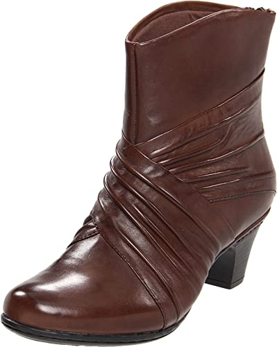 Rockport Cobb Hill Women's Shannon CAI04BR Boot,Brown,6.5 ...