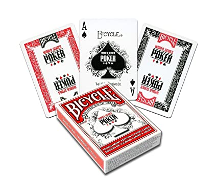 Amazon.com: Bicycle WSOP World Series of Poker Standard ...