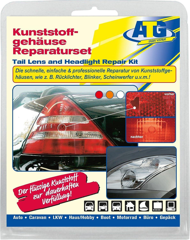 Atg Atg100 Kunststoff Scheinwerfer Rücklicht Blinker Reparatur Auto