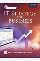 IT Strategy for Business (Oxford Higher Education) Paperback