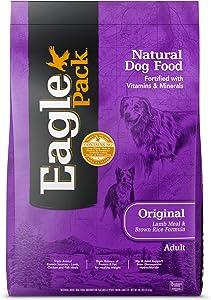 Eagle Pack Natural Dry Dog Food Lamb & Rice