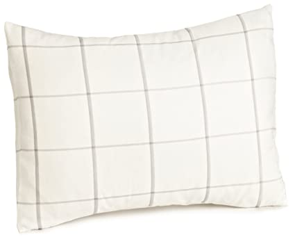 Amazon Calvin Klein Home Studio Collection Openweave Grid Enchanting Calvin Klein Decorative Pillows