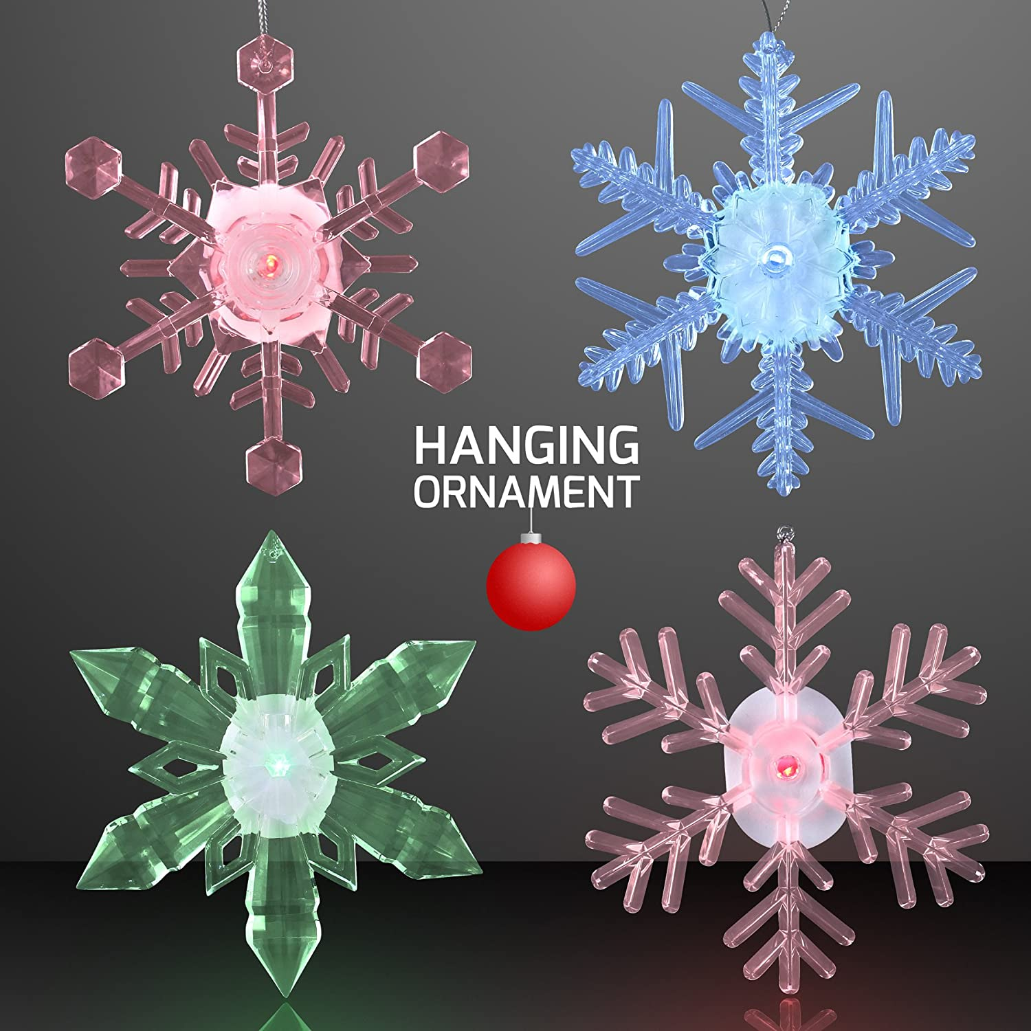 in collectibles national p decor company snowflake decorations tree figurines decoration rac christmas set