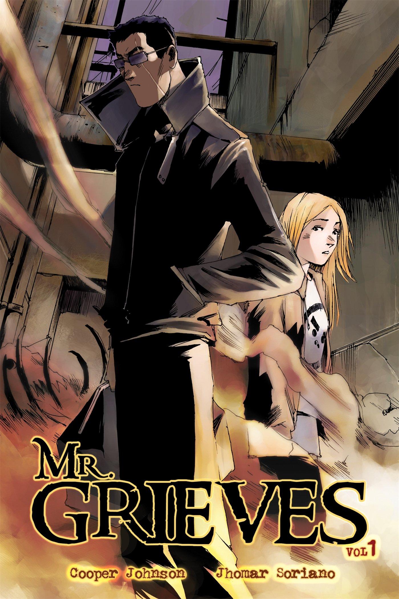 Download Mr. Grieves Vol 1 ebook