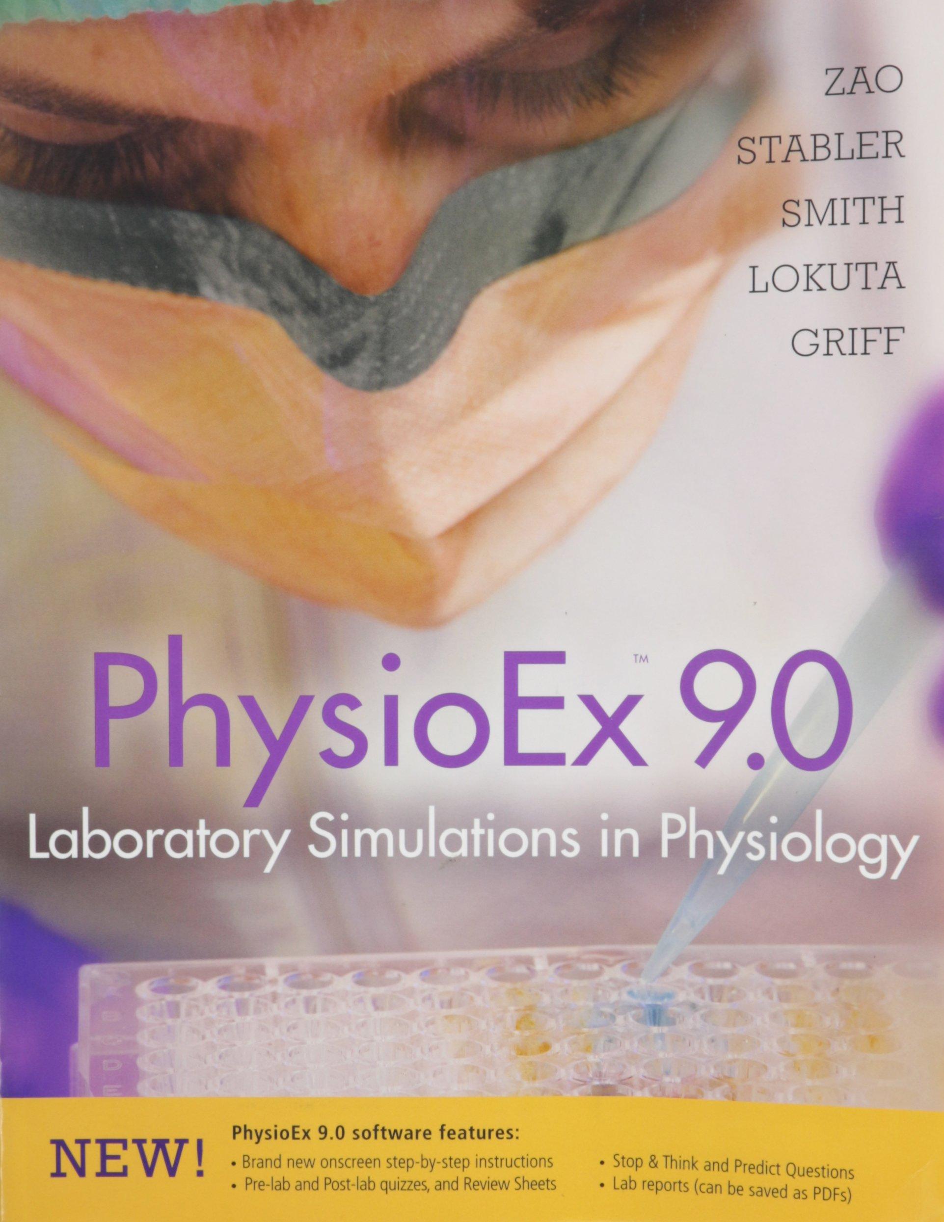 Physioex 9.0 Laboratory Simulations in Physiology W/cd (physioex 9.0 laboratory simulations in physiology w/cd) PDF