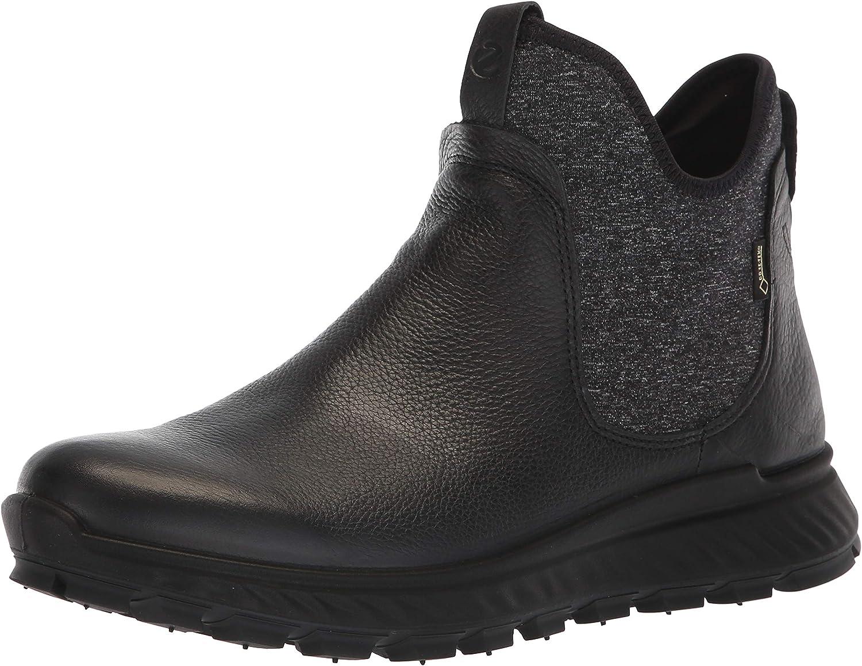 ECCO Women s Exostrike Gore-tex Ankle Chelsea Boot