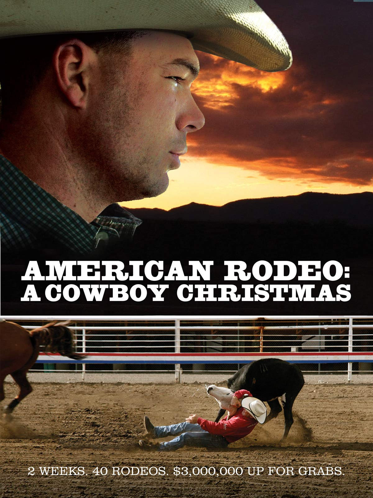 American Rodeo: A Cowboy Christmas on Amazon Prime Video UK