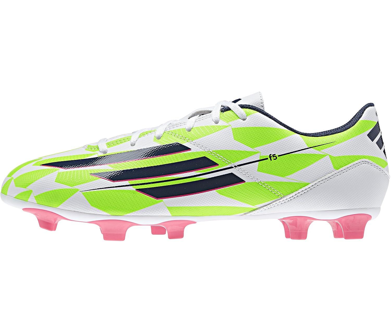 Adidas F5 F5 Adidas TRX FG Fußballschuhe, weiß grün blau Rosa - 6 431227