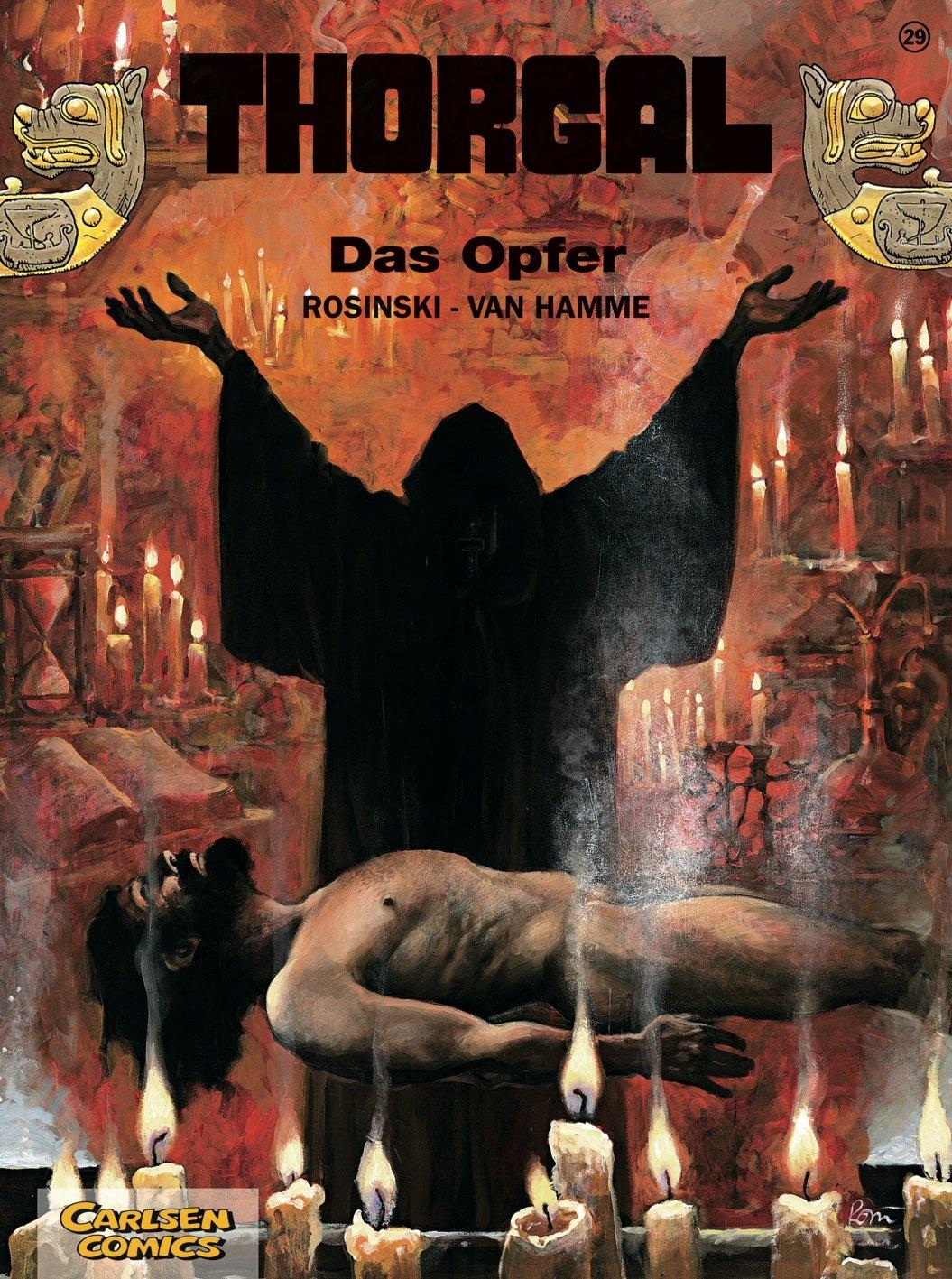 Thorgal, Band 29: Das Opfer