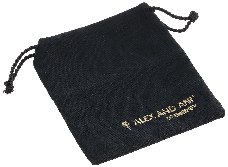 Alex and Ani Womens Initial Y Charm Bangle
