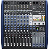 PreSonus StudioLive AR12c 14-Channel USB-C Hybrid Digital/Analog Performance Mixer, Unpowered