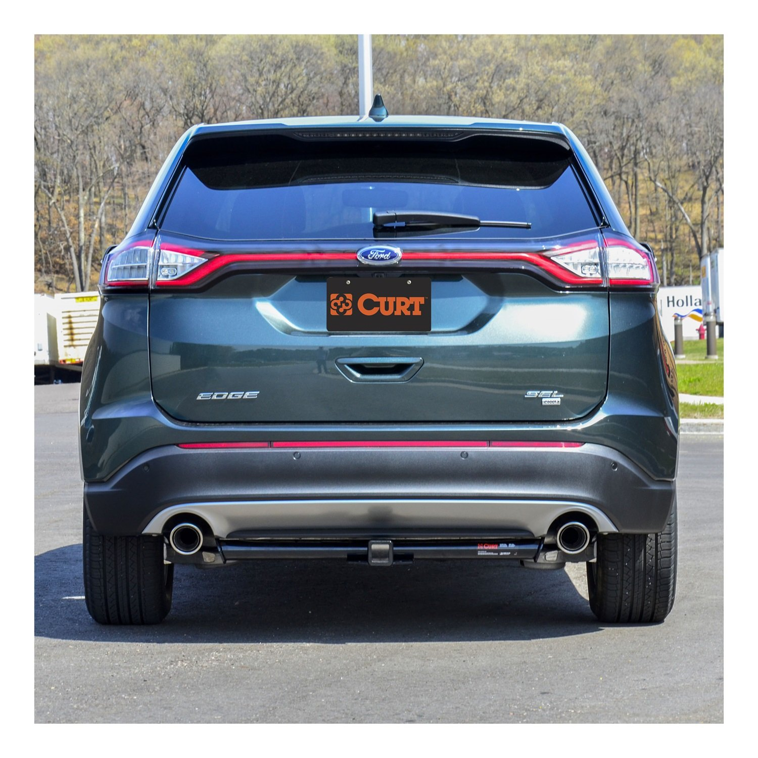 1-1//4-Inch Receiver Black Select Mazda CX-5 CURT 12170 Class 2 Trailer Hitch
