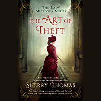 The Art of Theft: The Lady Sherlock Series, Book 4