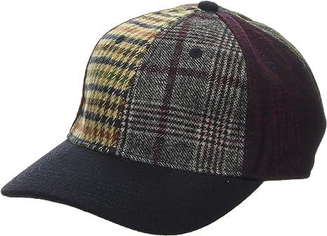 Hackett Patchwork Cap Gorra de béisbol, (Multi 0aa), Talla única ...