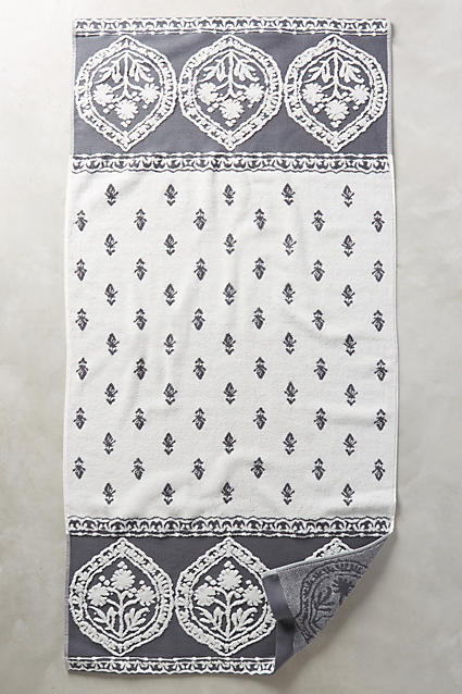 Rivona Towel Collection - anthropologie.c​om