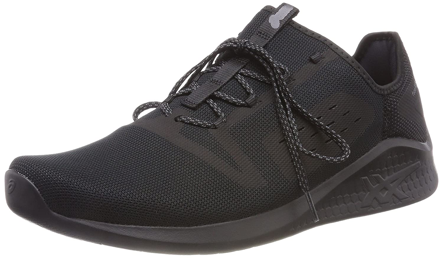 Noir (noir noir Carbon 9090) ASICS Fuzetora, Chaussures de Running Homme 41.5 EU