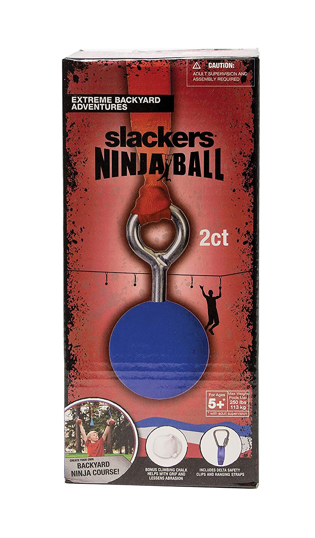Slackers USA Bolas Ninja, 2 Pelotas Adicionales para la ...