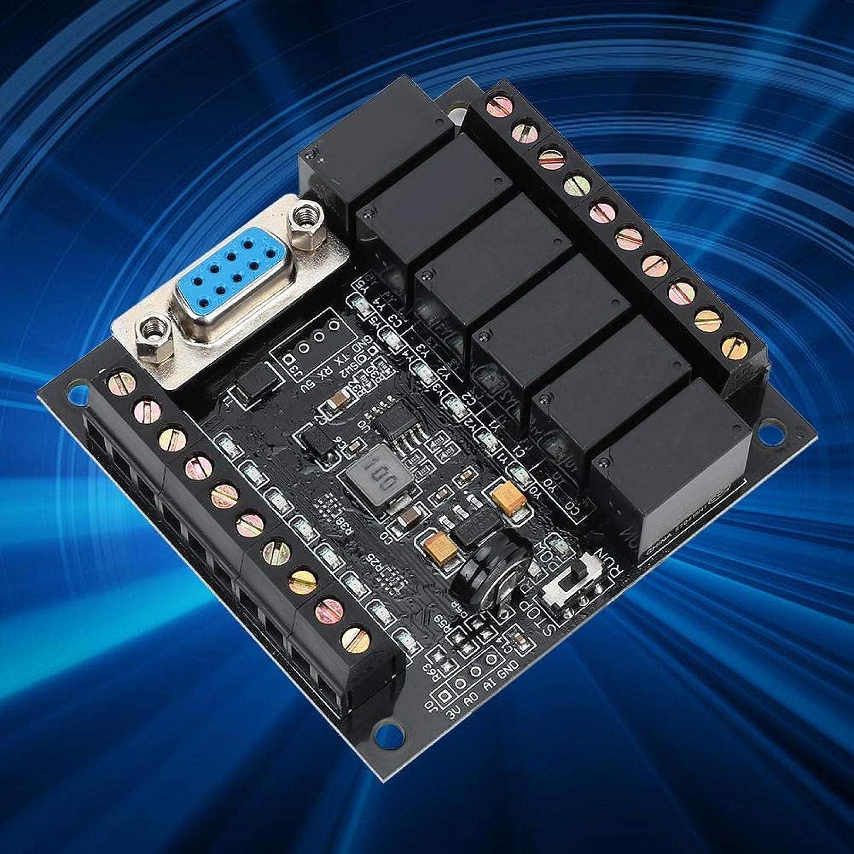 14MR Module de commande FX1N-14MR carte de programmation PLC DC10-28V pour le contr/ôle de syst/ème industriel