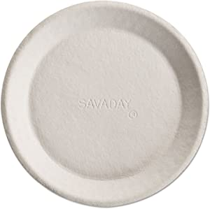 HUH10117 - Savaday Molded Fiber Plates