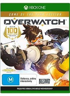 Amazon com: Overwatch - Origins Edition - Xbox One