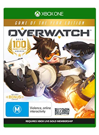 overwatch game of the year edition xone activision amazon com au