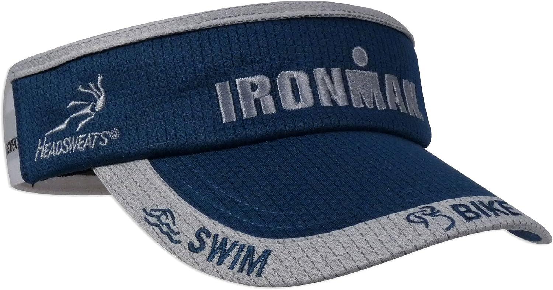 Headsweats – Gorra de la Mujer Ironman Tempo Running Visera, Mujer ...